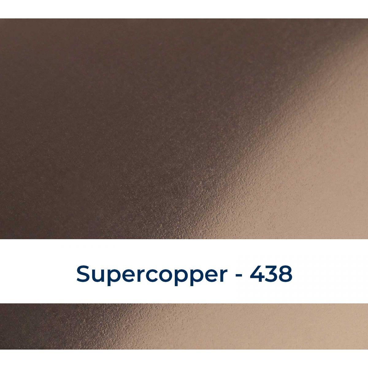 Metallic supercopper 438