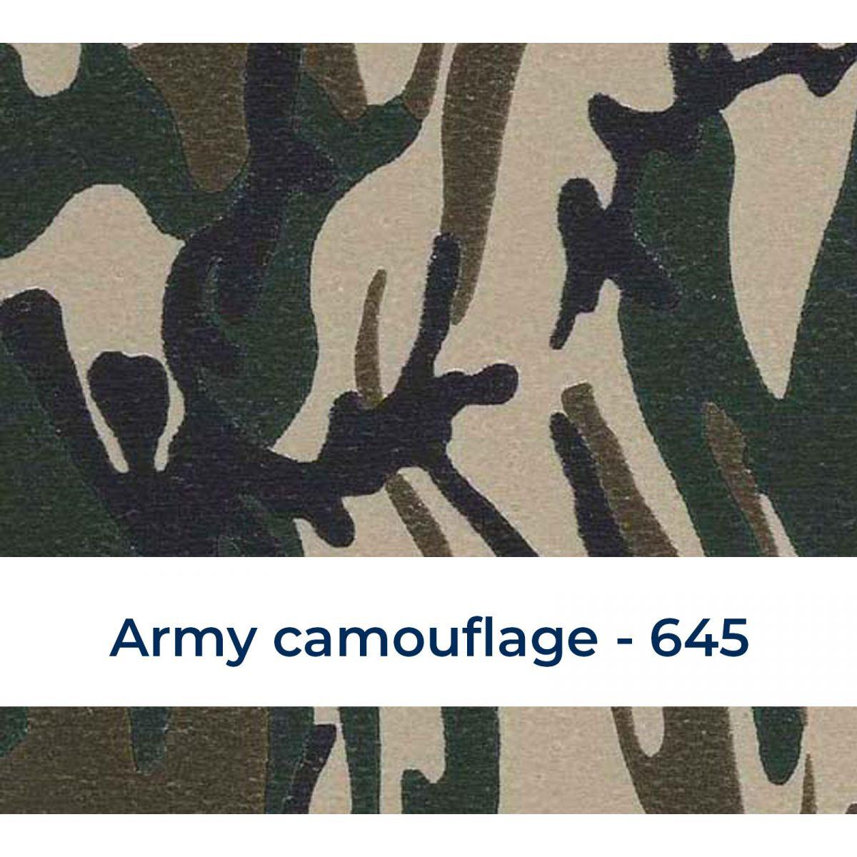Fashion Army camouflage 645