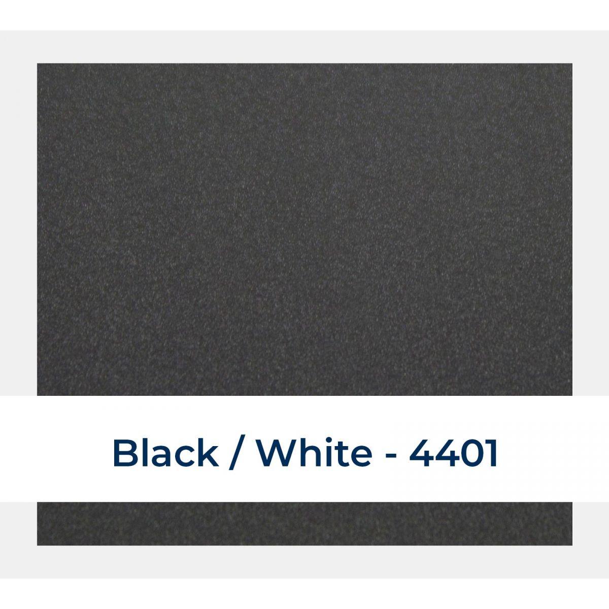 Duoflex Black / White 4401