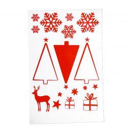 Planche de Noël n°2 Vinyle rouge