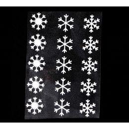 Flocons de neige Flex blanc