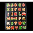 Abécédaire de Noël – Version Imprimable lisse