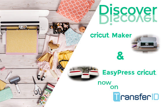 The cricut machines are coming to transfer id!