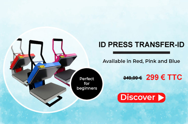 Focus on the id press transfer id